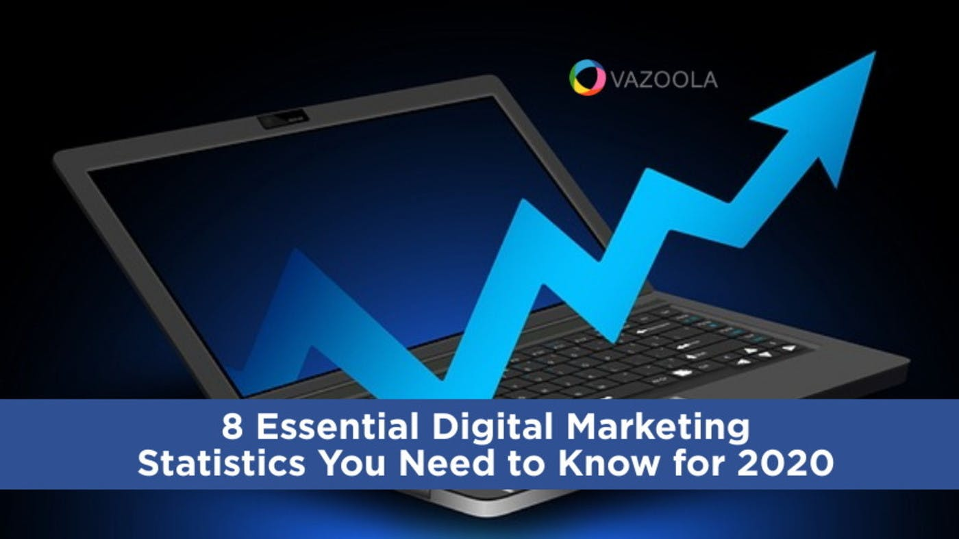 8 Essential Digital Marketing Statistics You Need to Know for 2020