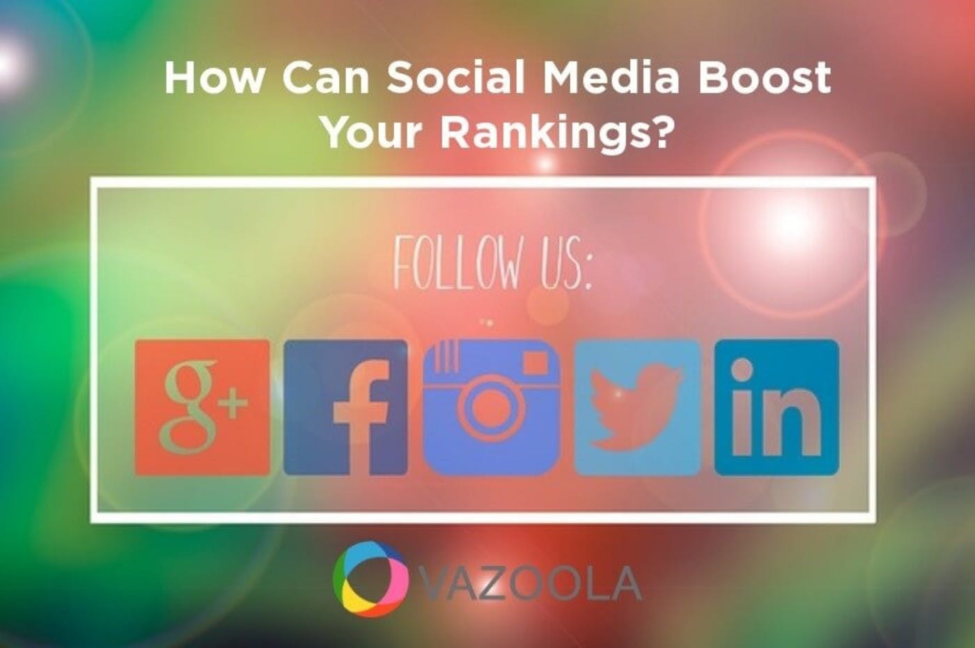 How Can Social Media Boost Your Rankings?