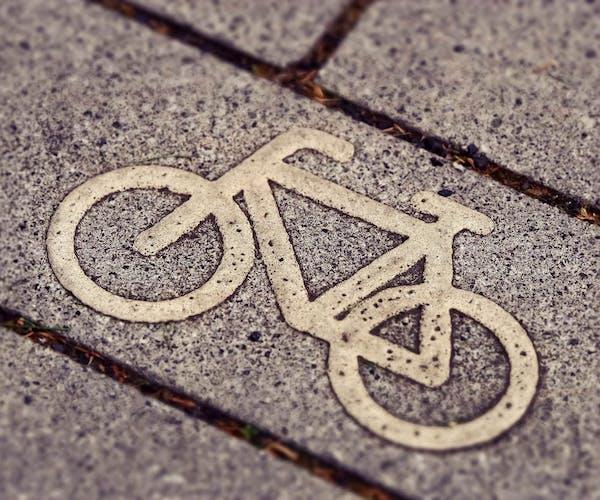 Radwege Symbolbild