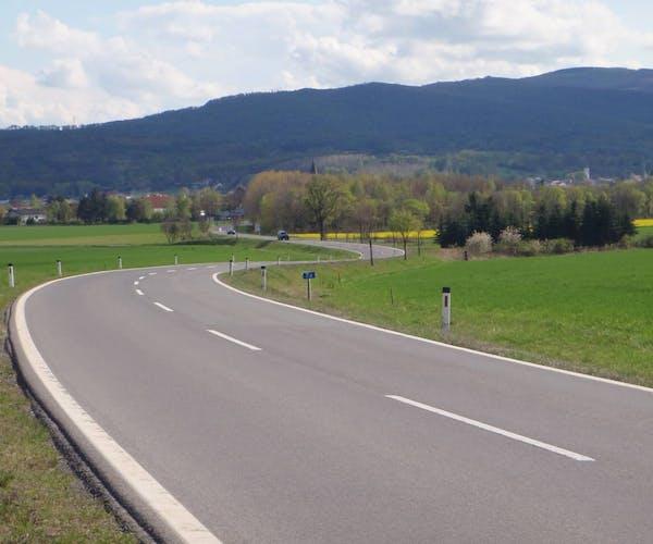 Straßen Symbolbild
