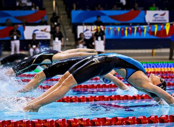 British Swimming - champs
