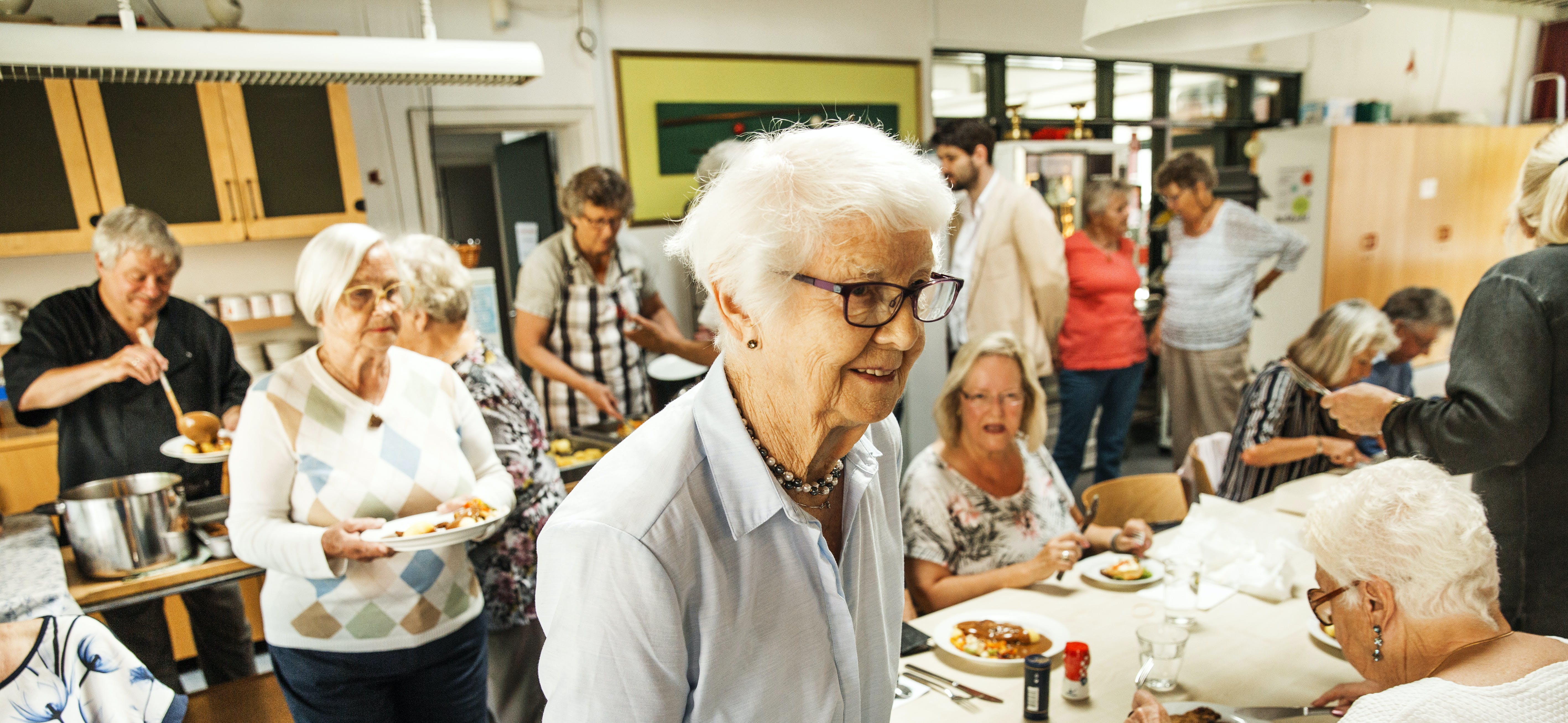 Københavns Kommune skærer ned på det røde kød i skoler og plejehjem for at skåne klimaet. Foto: Københavns Kommune