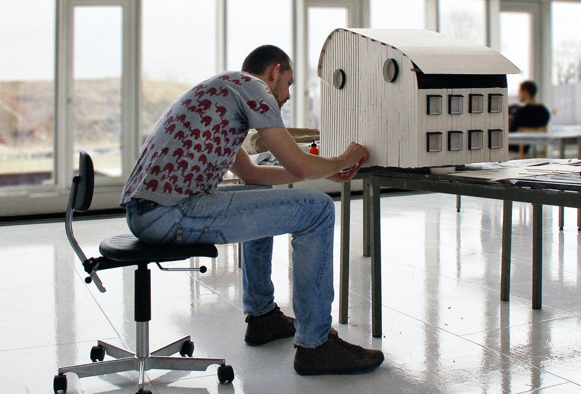 Verdensmålene skal fylde mere i arkitektur- og designbranchen. Foto: KADK