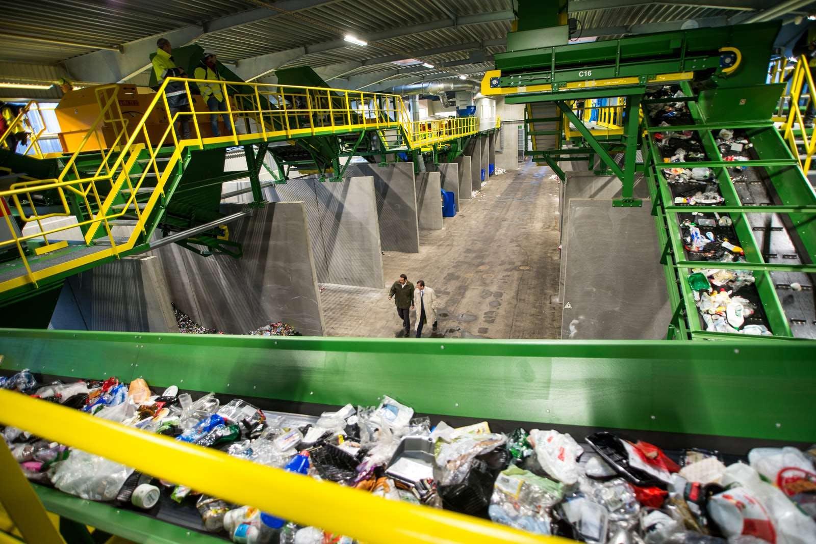 Salling Group, der ejer Netto, Føtex og Bilka, vil gøre emballagerne på egne varer 100 procent genanvendelige. Foto: Niels Toftegaard