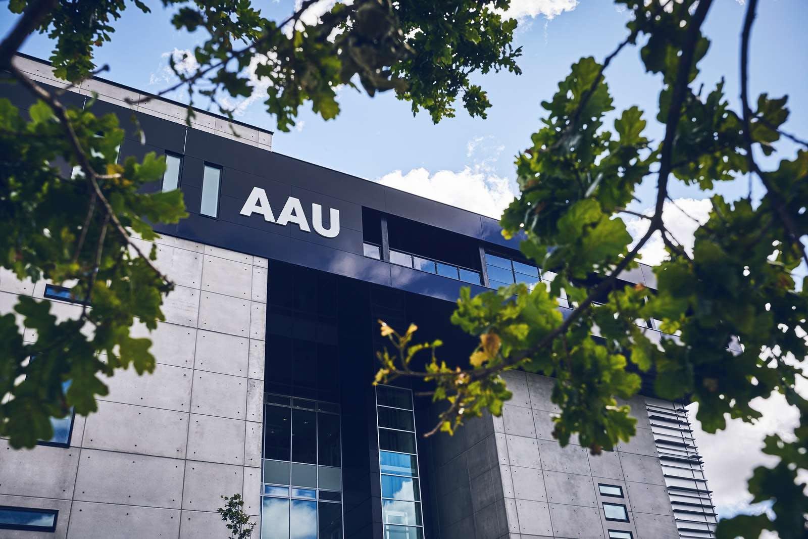 Aalborg Universitet er i toppen, når det indsatsen for Verdensmål 4 om uddannelse og Verdensmål 7 om bæredygtig energi. Foto: Aalborg Universitet