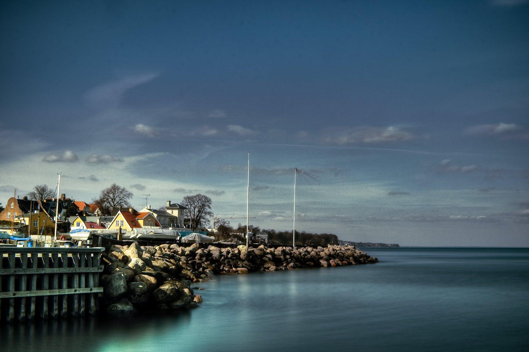 Taarbæk Havn. Foto: CCBY Anders Illum