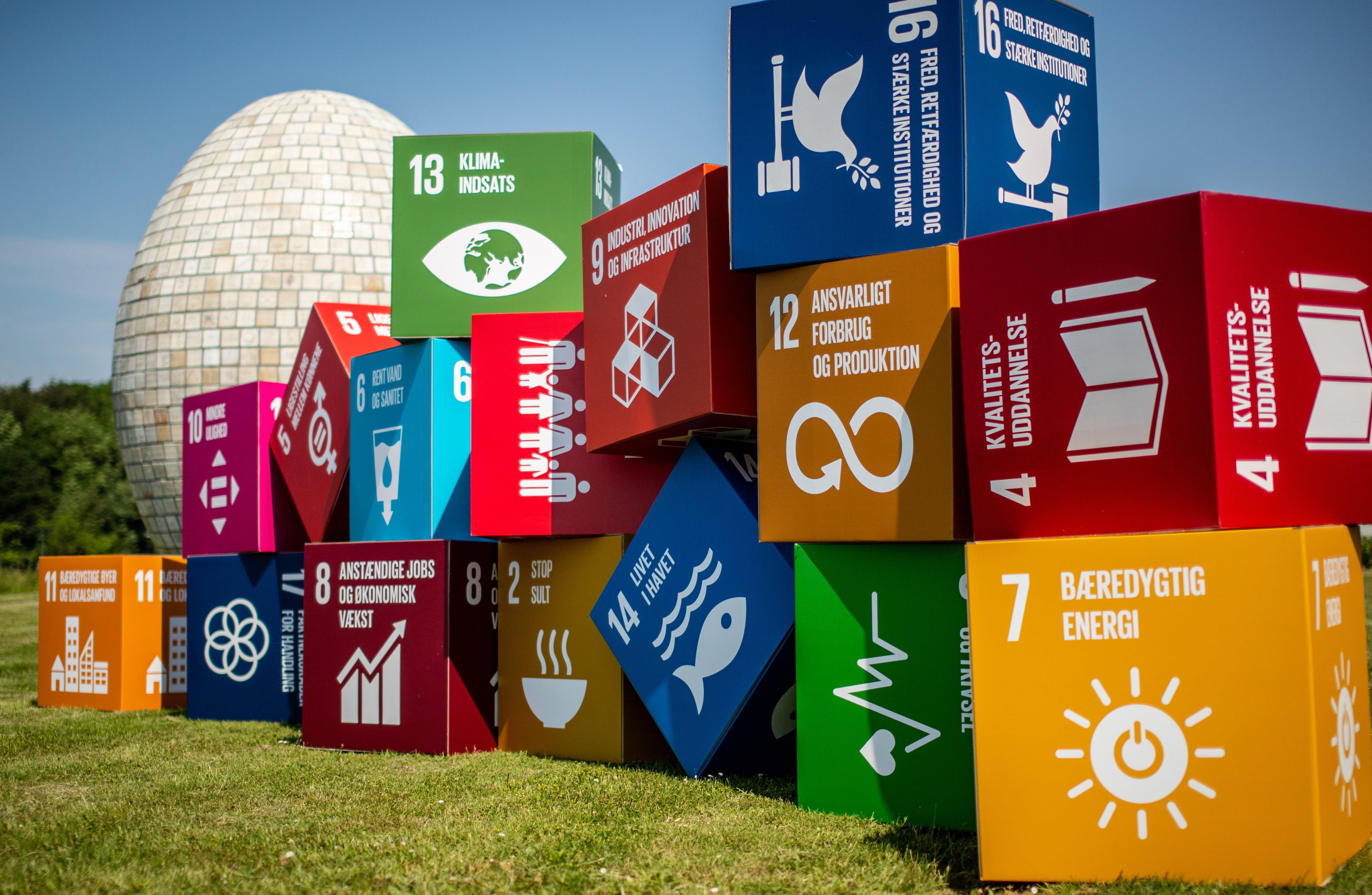 Verdensmålene vinder indpas på danske videregående uddannelser. Foto: SDU.