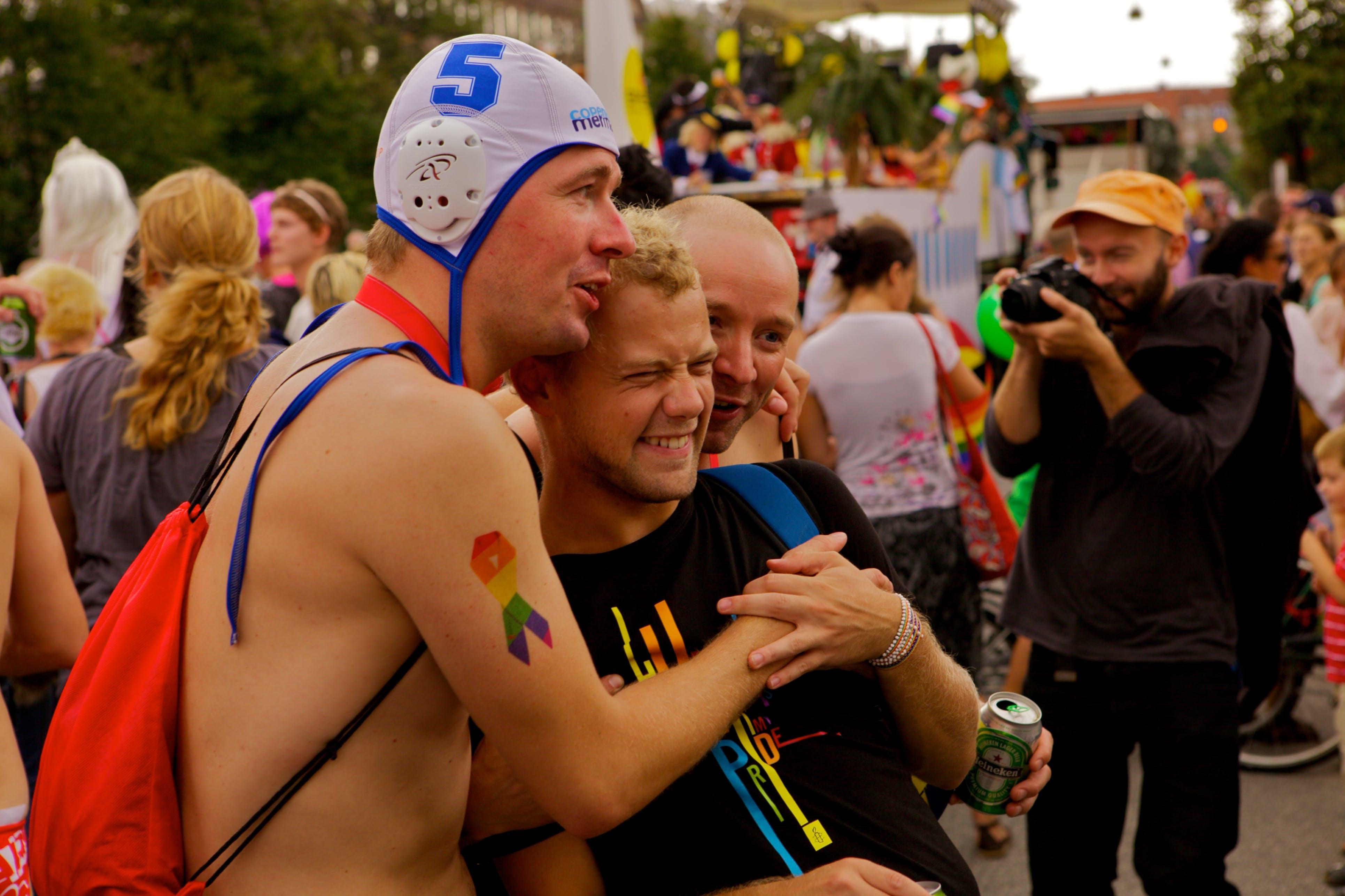 Accepten omkring homoseksualitet stiger blandt københavnere. Foto: CCBY Janus Bahs Jacquet