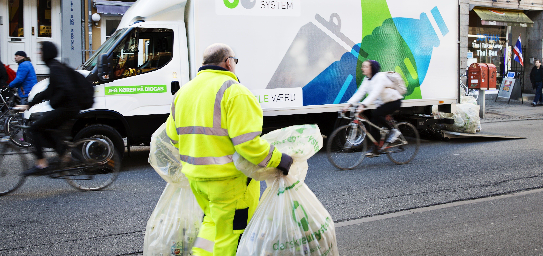 I 2019 afleverede danskerne rekordmeget pant til genbrug og genanvendelse. Det er godt for klimaet. Foto: Dansk Retursystem