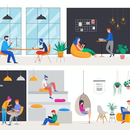 5 Hot Desking Myths, Debunked