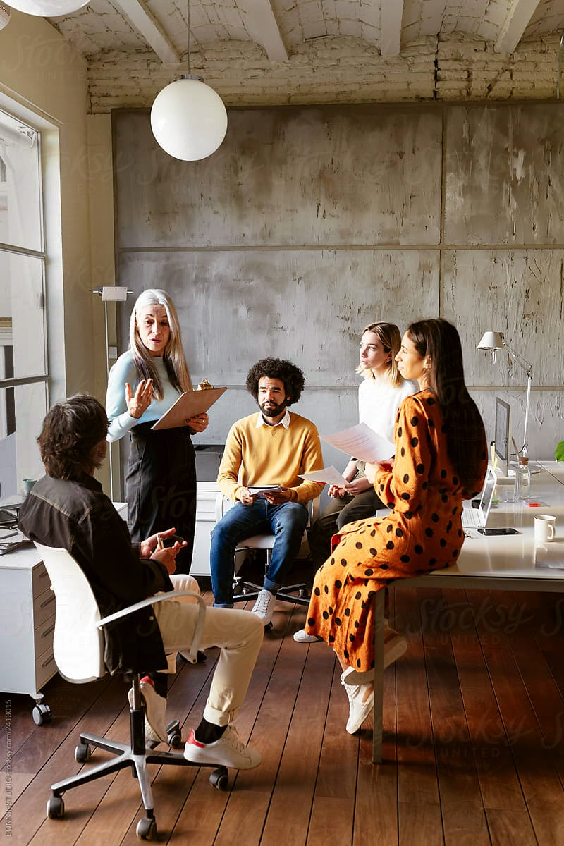 Creating better workplaces, together