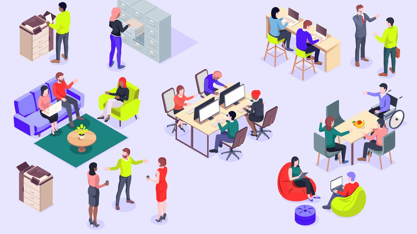 Genentech's Approach to Agile Seating & Hybrid Work