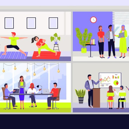 Hybrid Work Series Part 3: The Business Case for Hybrid Workplaces