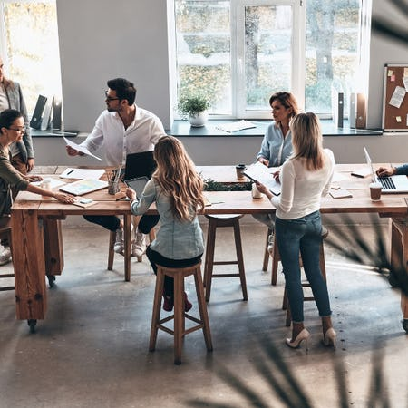 10 Data-Powered Strategies to Transform Your Office into a Competitive Advantage