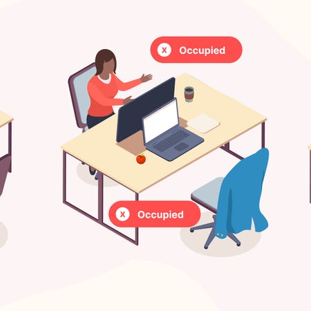 VergeSense Signs of Life™ Helps Companies Prepare for the Hybrid Workplace
