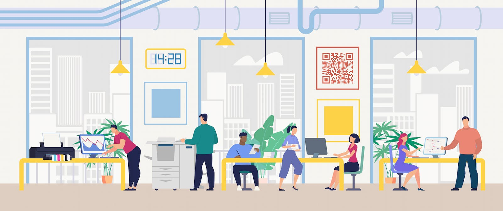 2019 VergeSense Office Utilization and Workspace Engagement Report