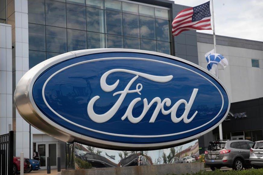 hybrid work model company ford