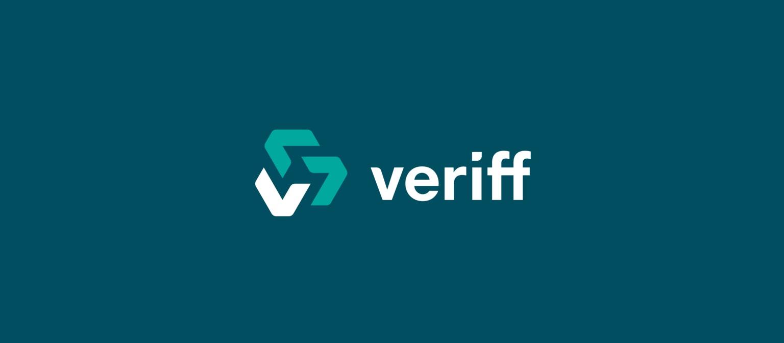 Veriff's brand new logo