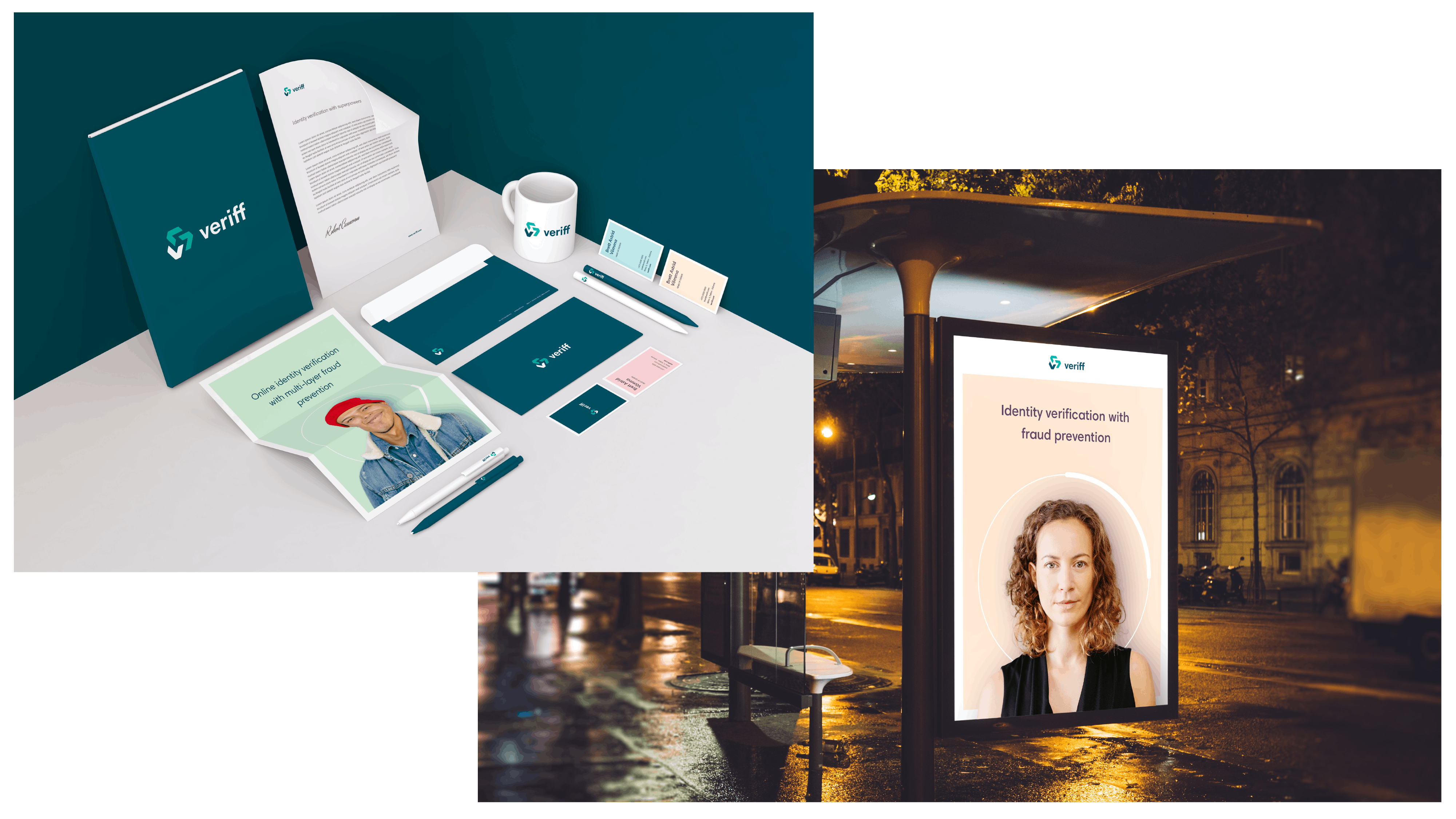 Connecting companies with honest people using our new visual brand identity