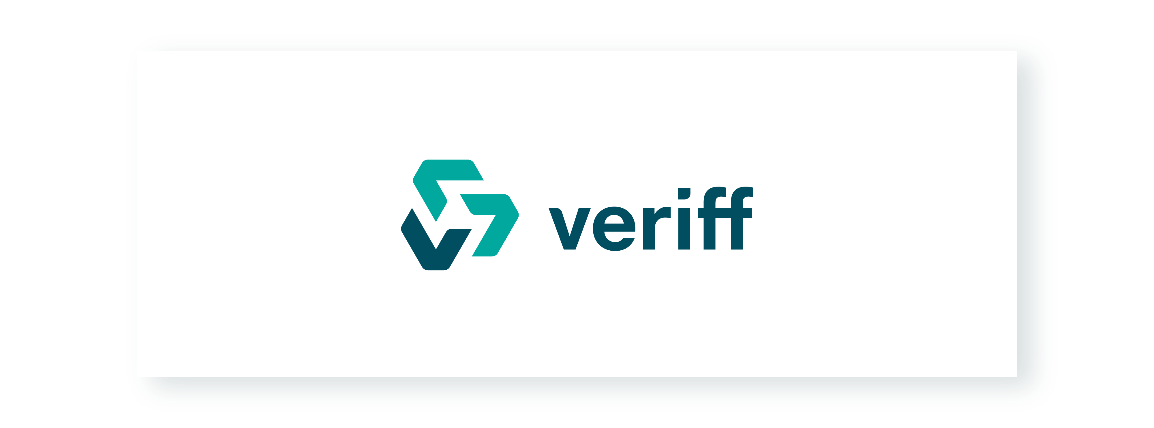 Veriff logo
