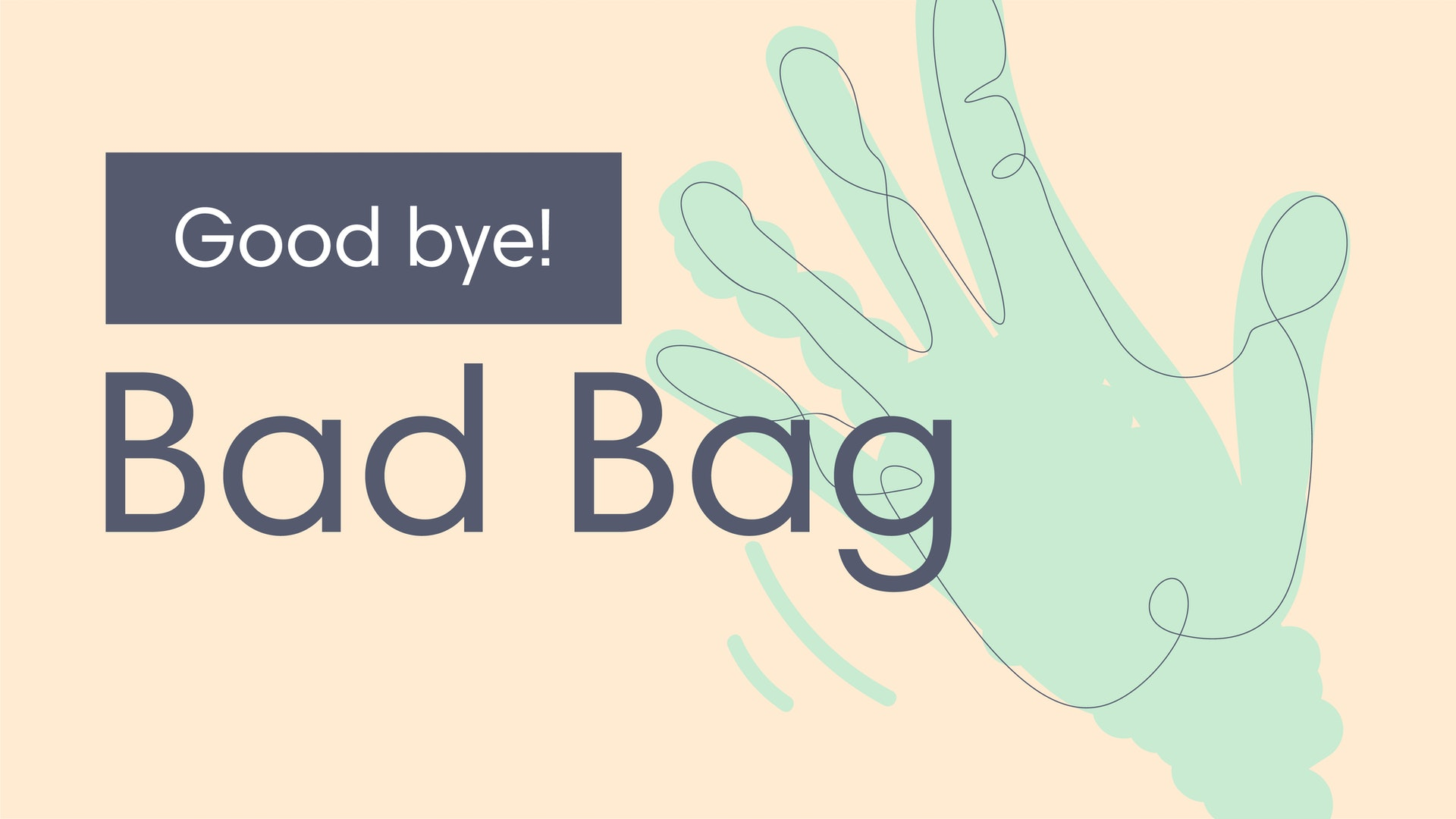 Veriff says goodbye to plastic bags - and you should too!
