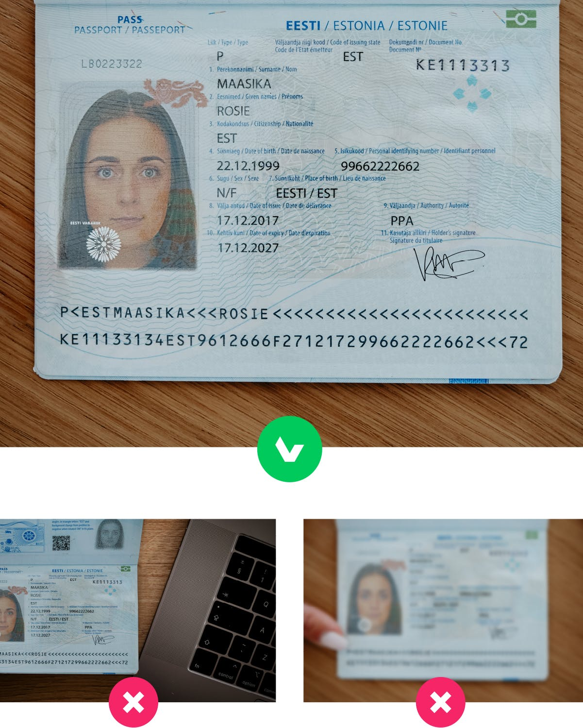 Id verification dating Hookup Security