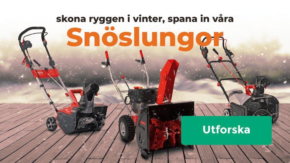 https://www.verktygsproffsen.se/skog-tradgard-rengoring/tradgardsmaskiner/snoslunga