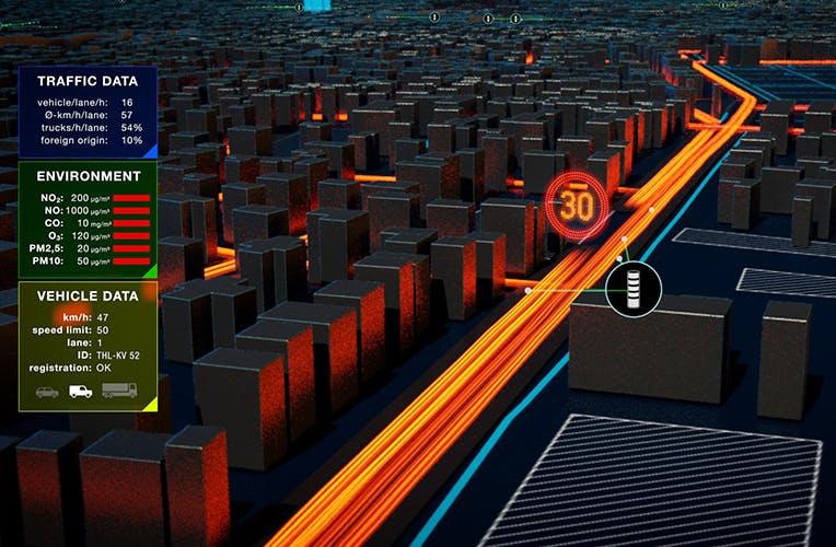 A Smart City Vision