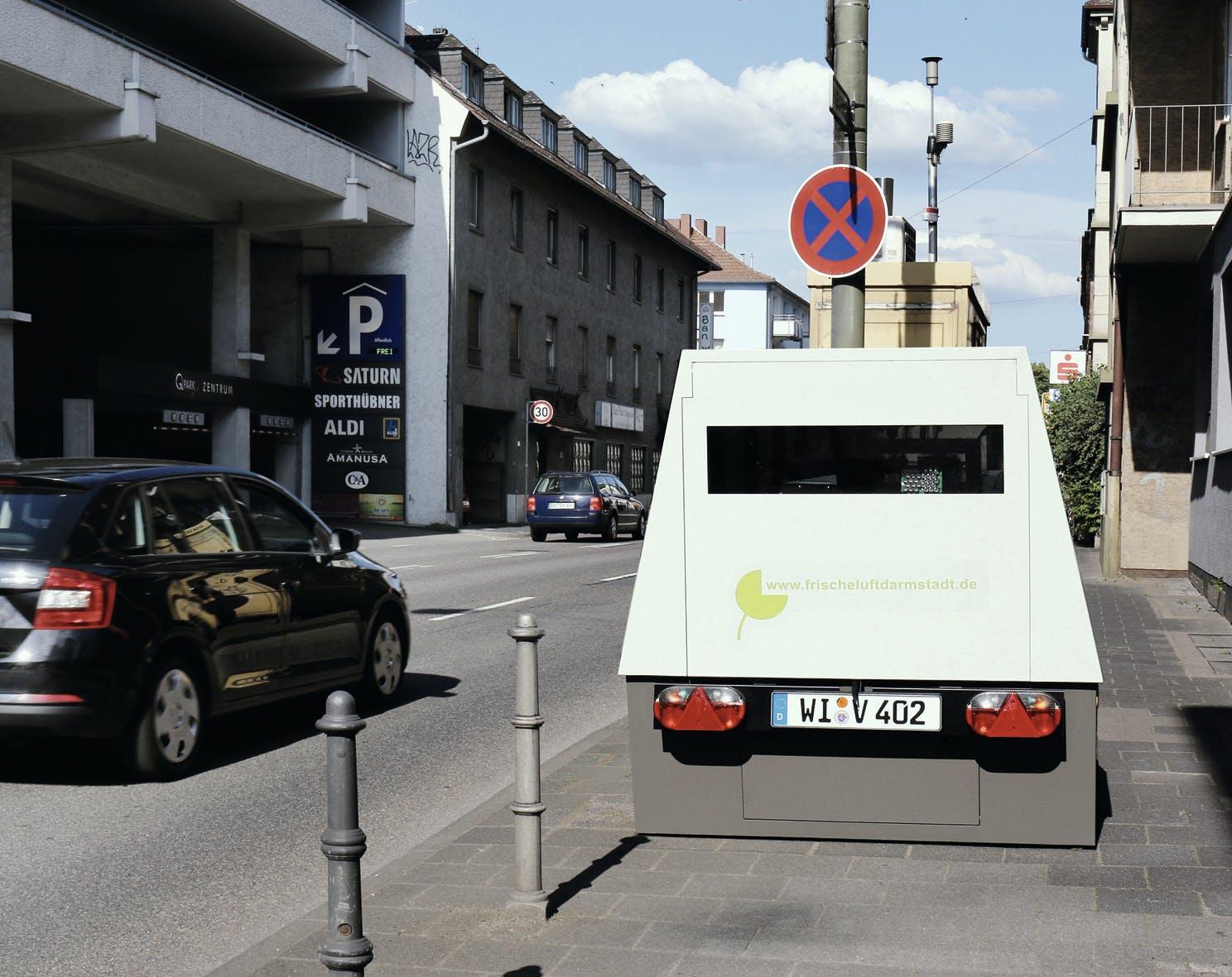 Frische Luft in Darmstadt