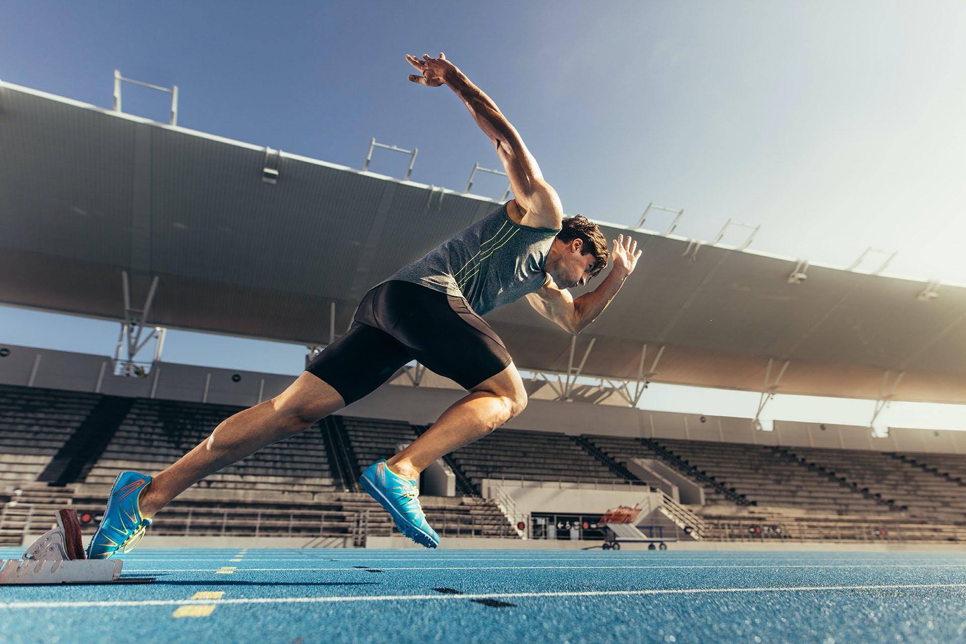 3D Bodyscanner verbessern die Leistung des Athleten.