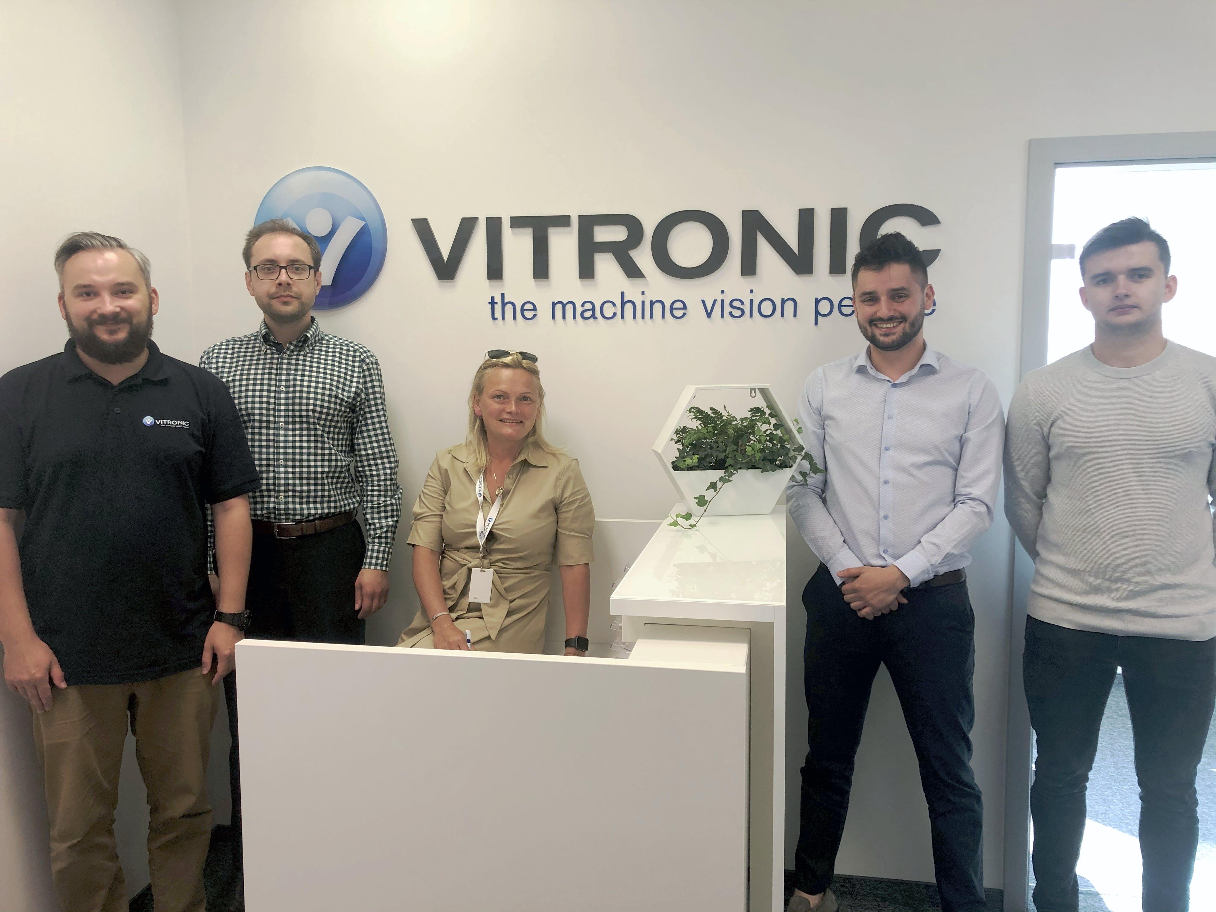 VITRONIC opens Office in Warsaw