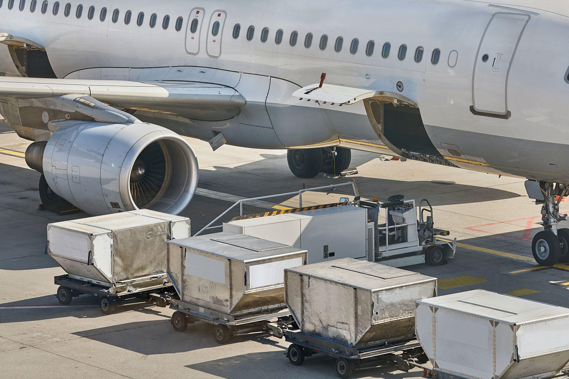 Mit den Daten der VITRONIC Auto-ID-Systeme Beladung in Containern und Lkw zentimetergenau planen.