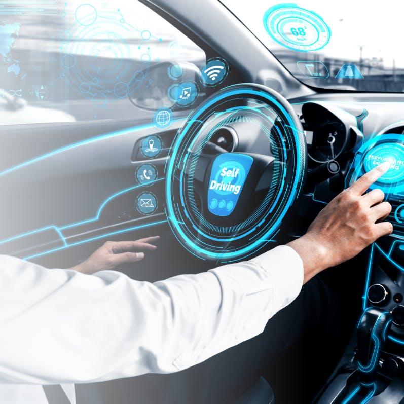 Die Einführung des autonomen Fahrens wird ohne ein generelles Tempolimit nicht flächendeckend möglich sein VITRONIC