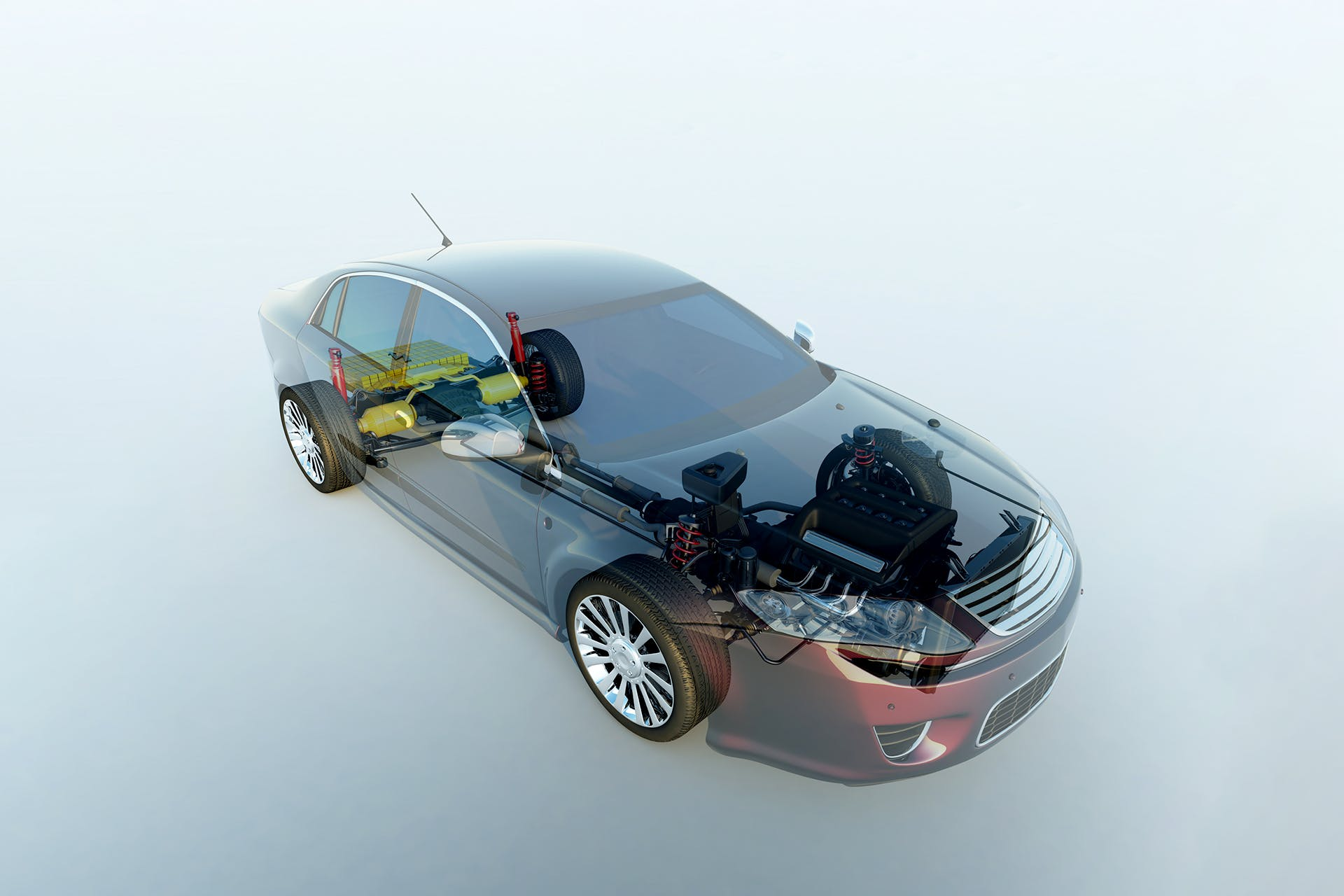 Automation enables the economic production of alternative drive technologies.