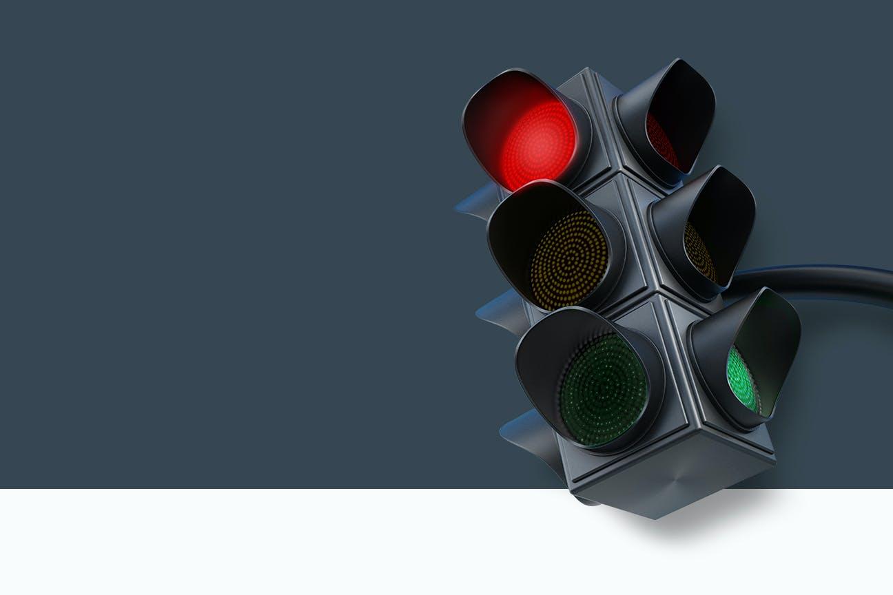 VITRONIC red light enforcement