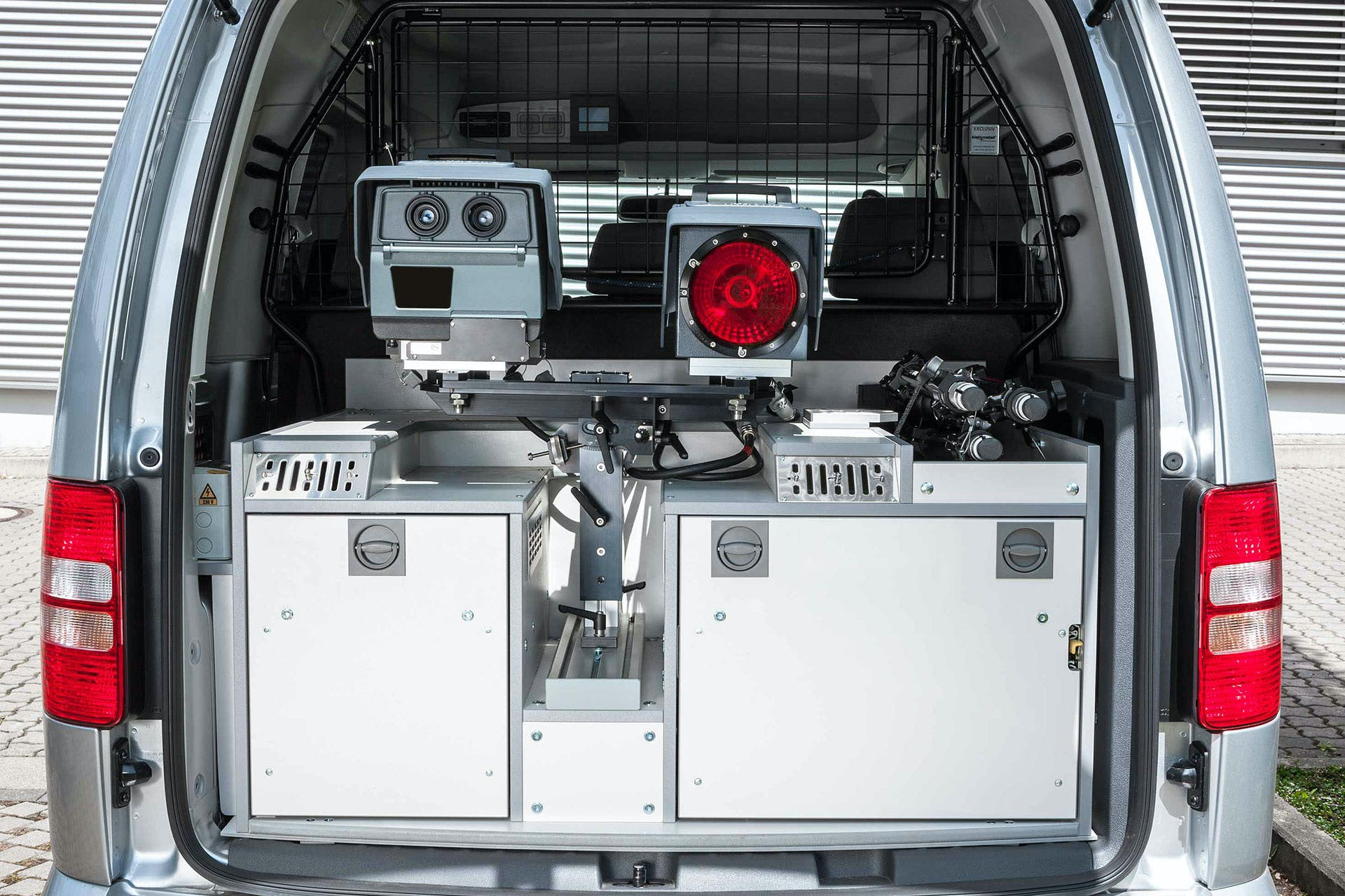 VITRONIC Australia awarded a contract for mobile speed cameras