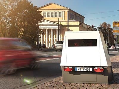 Das semistationäre Geschwindigkeitsmesssystem aus dem Hause VITRONIC überzeugt Kommunen und Polizei deutschlandweit.