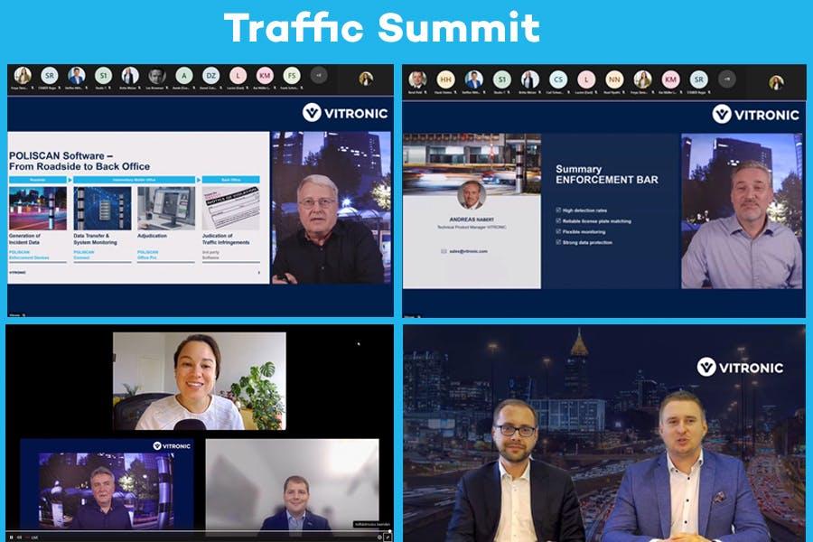 Le sommet virtuel de 4 jours consacré au trafic aborde les défis du secteur des ITS
