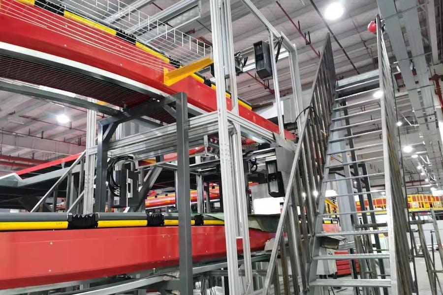 600 systèmes de caméra à haute vitesse « Made in Germany » pour le deuxième plus grand transporteur de Chine