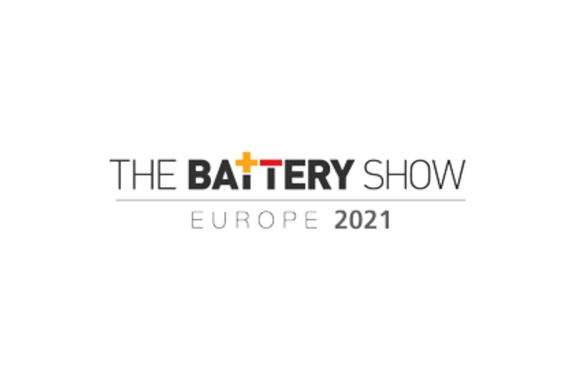 Battery Show Europe 2021