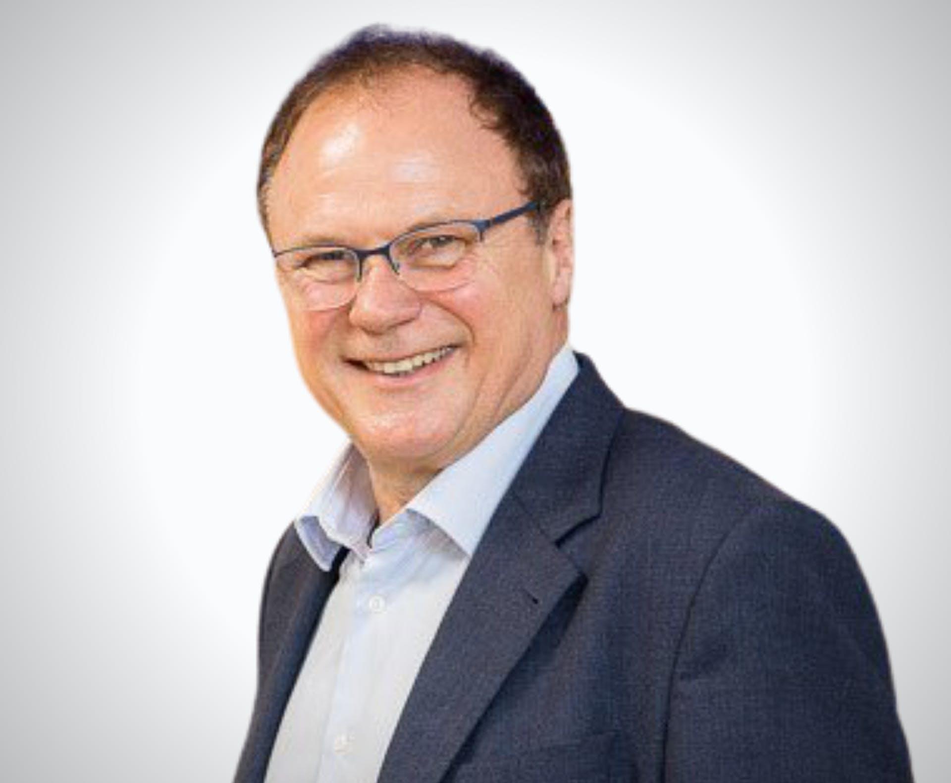 Chief Operating Officer at VITRONIC, Gerhard Bär