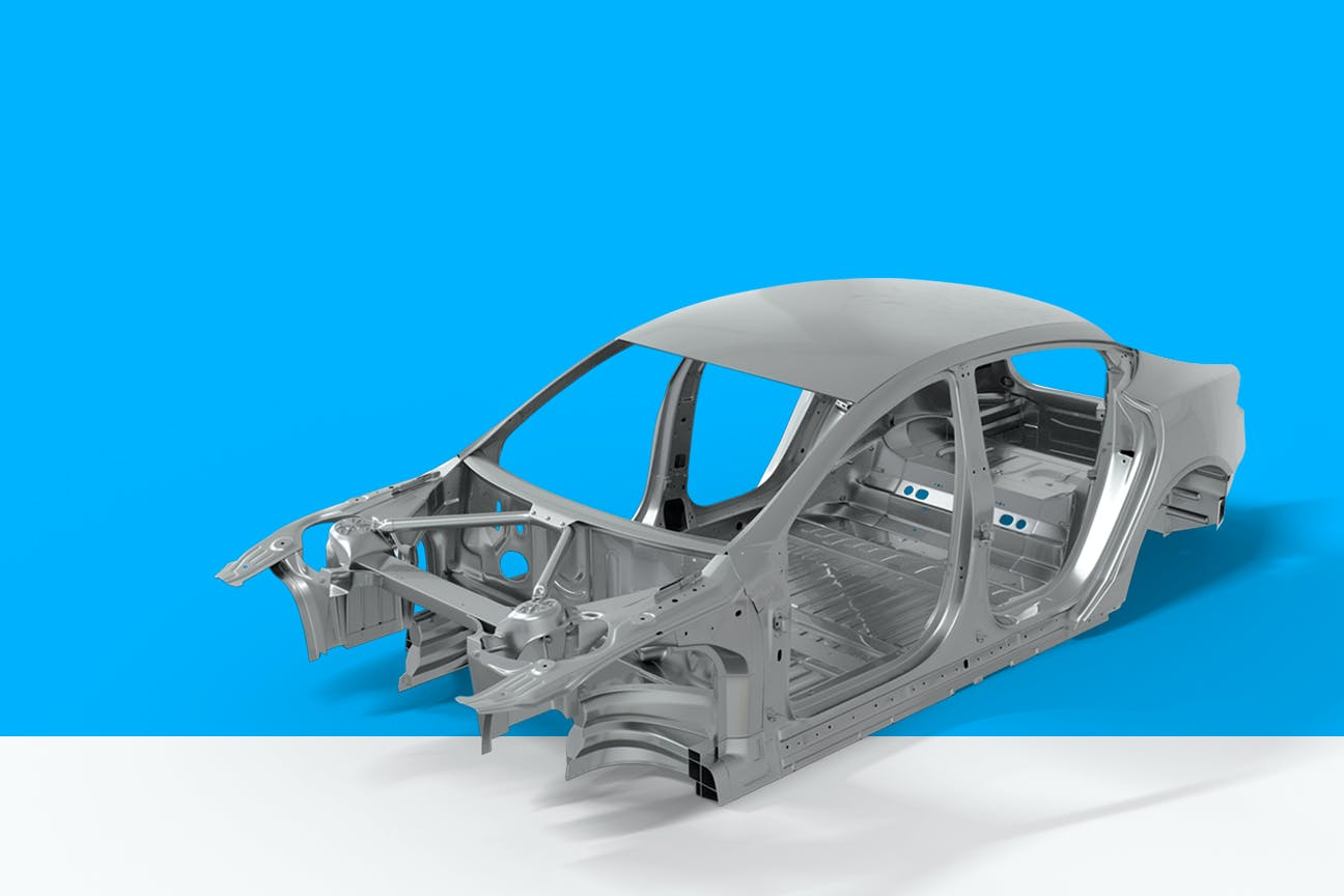 Weld Seam Inspection in Car Body Manufacturing