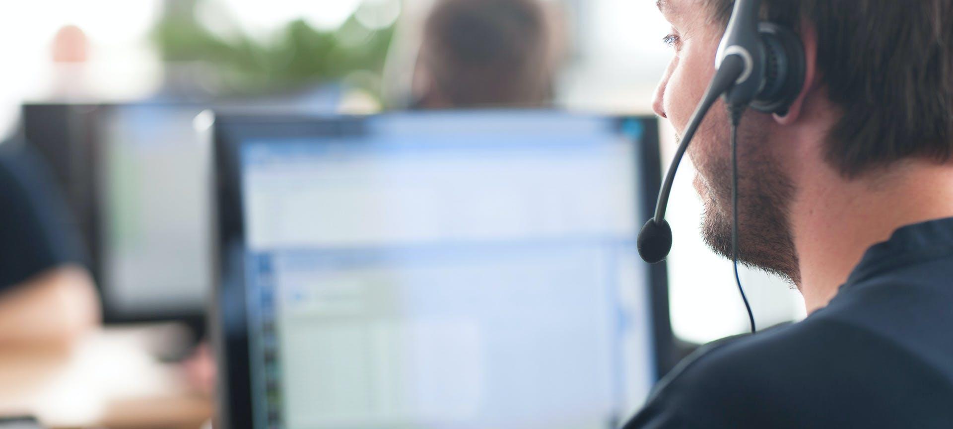 VITRONIC Service Hotline