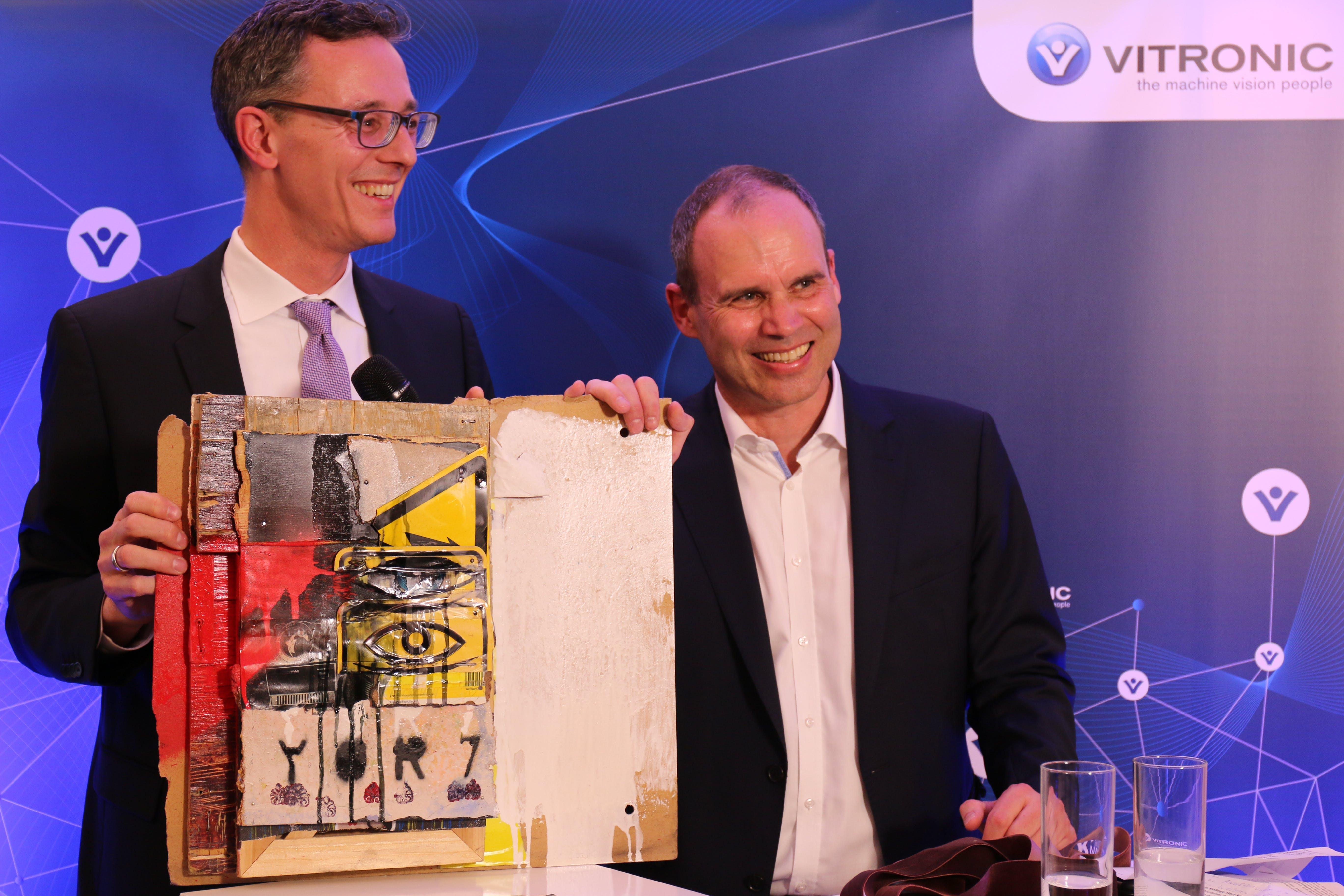 VITRONIC Opens Office in Berlin