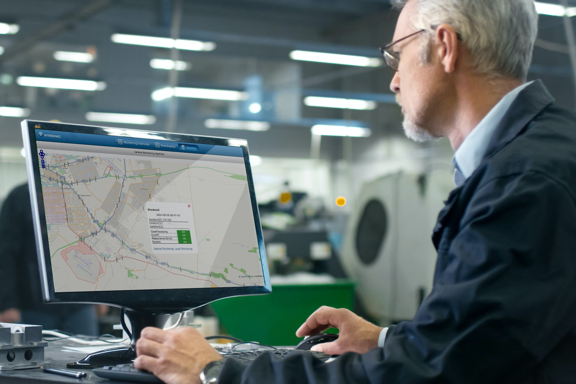 Benefit from Digitalization with Remote Maintenance of Traffic Systems