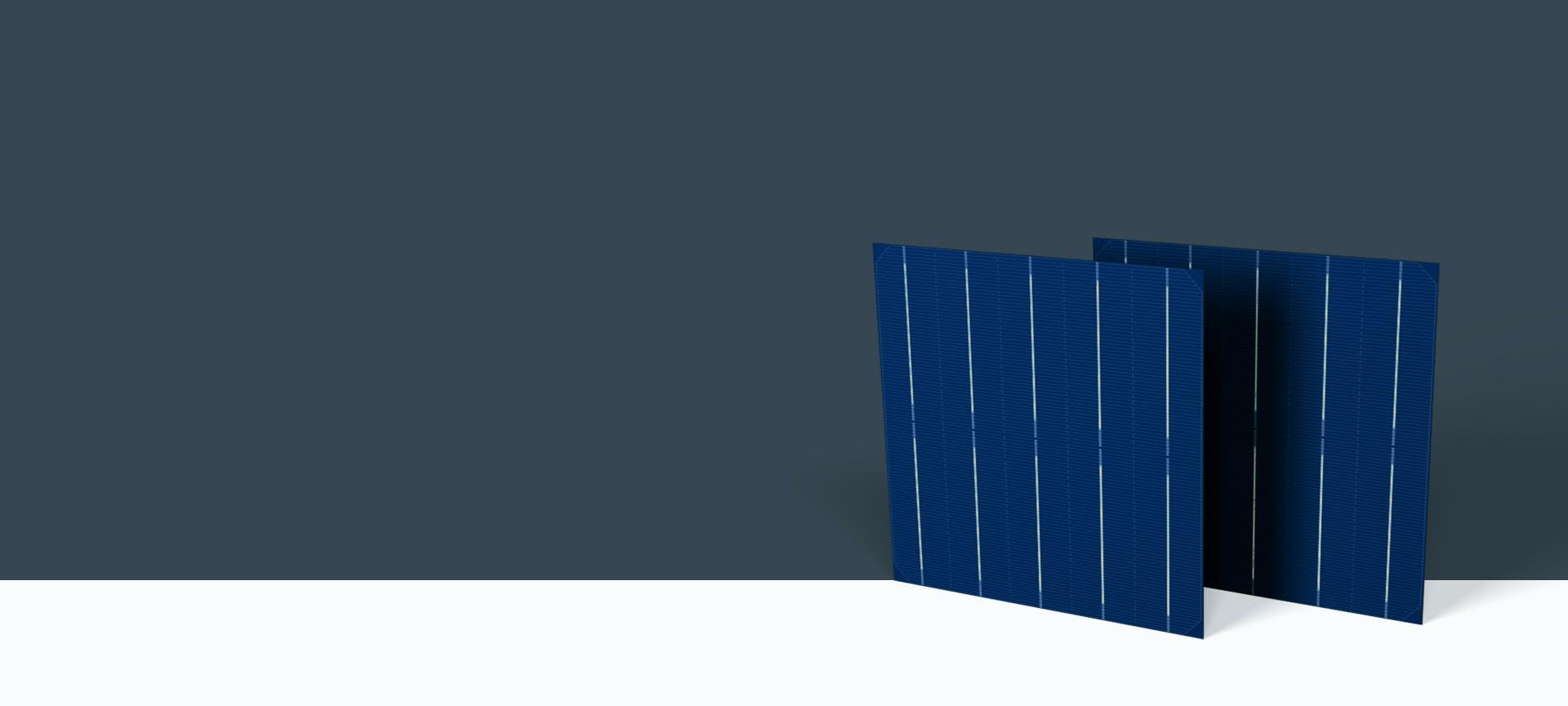 Sortierung von Solarzellen mit VITRONIC