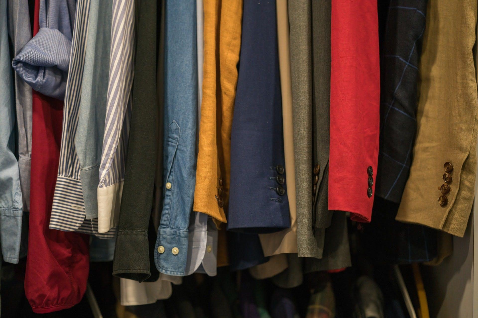 consigli sul corretto stoccaggio per abiti vintage