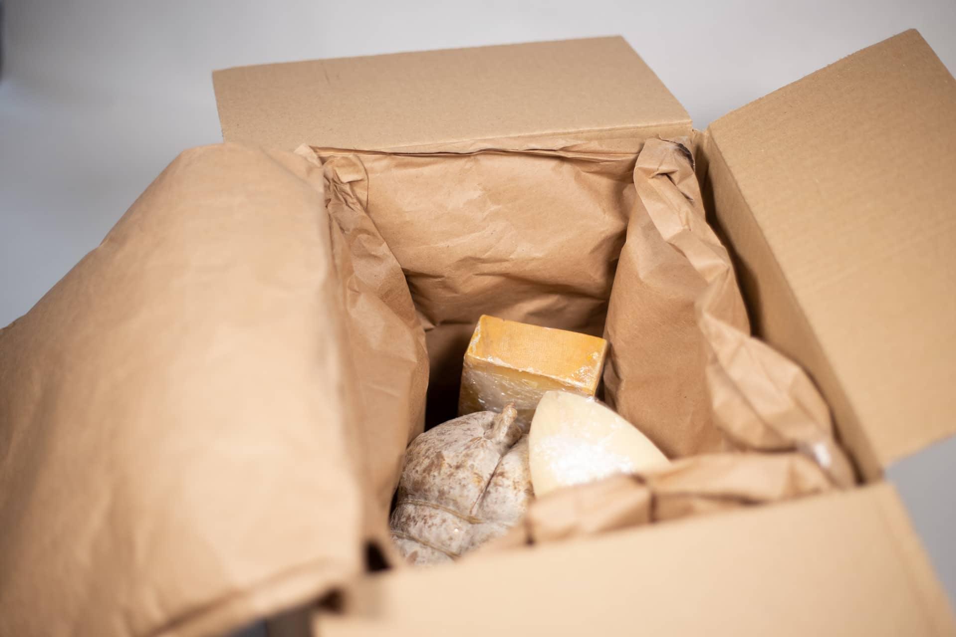packaging sostenibile di Vidra
