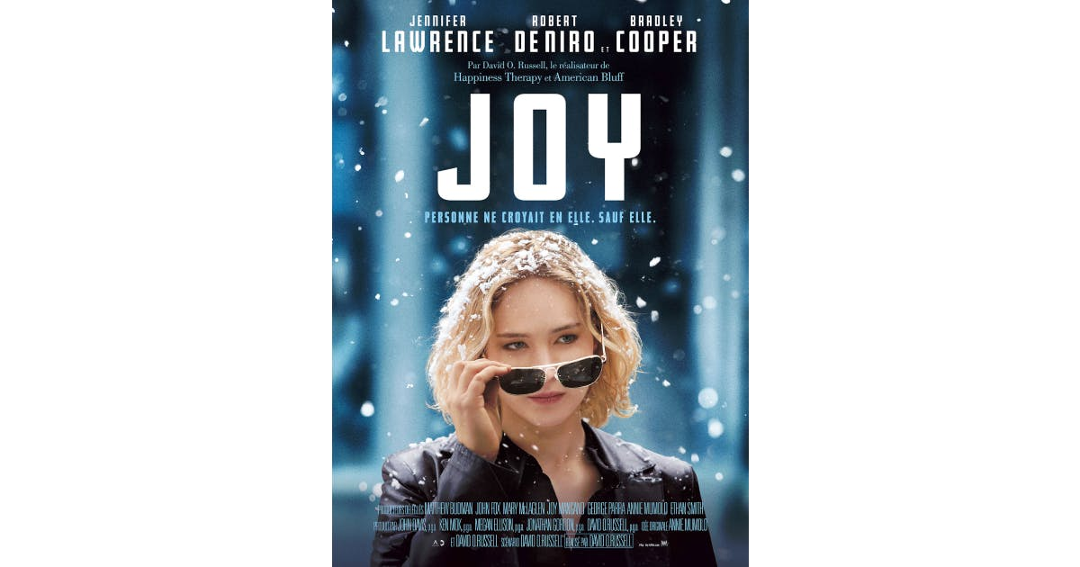 migliori film per imprenditori Joy