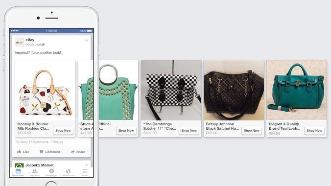 Facebook ads aumentare traffico di utenti al sito web